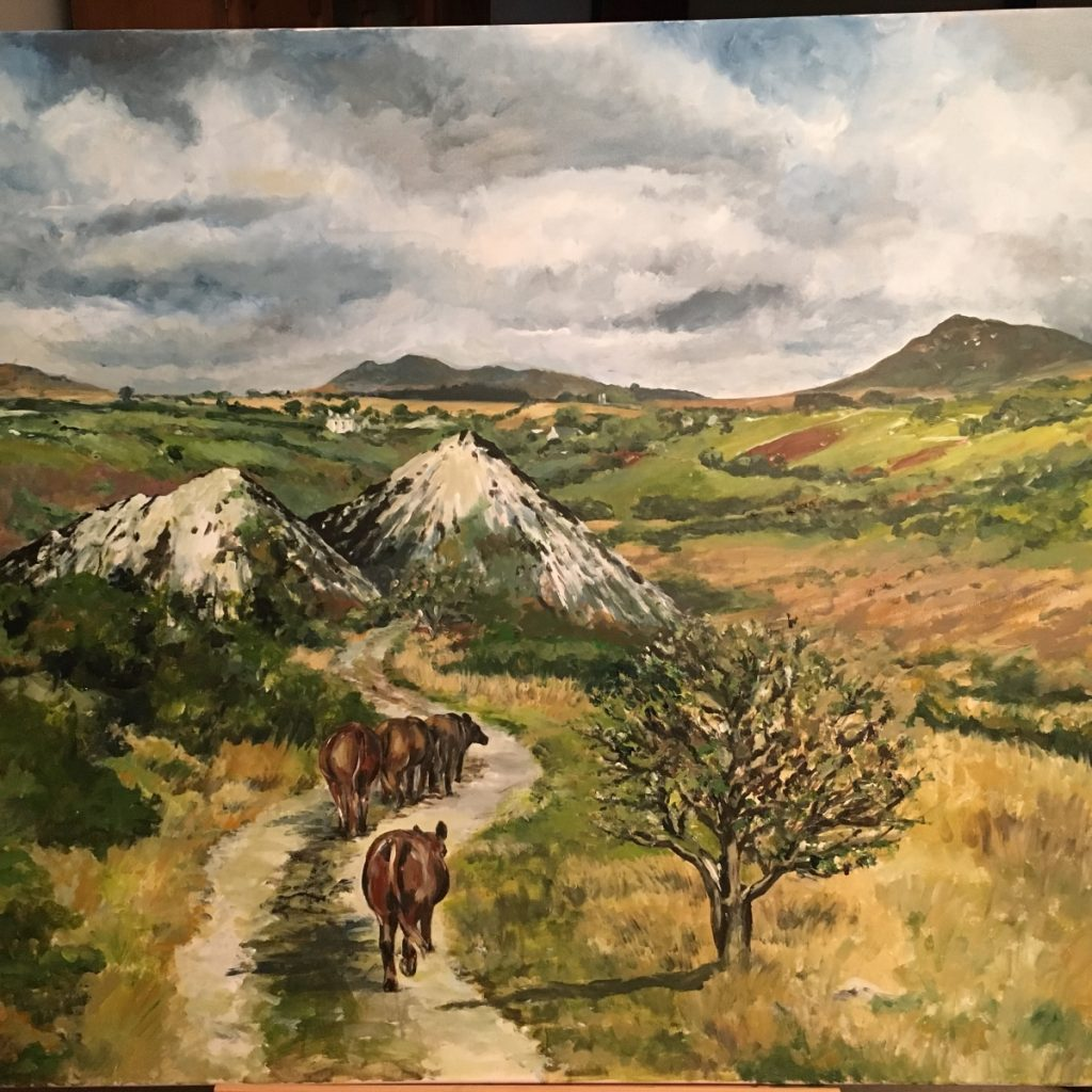 Countryside Painting