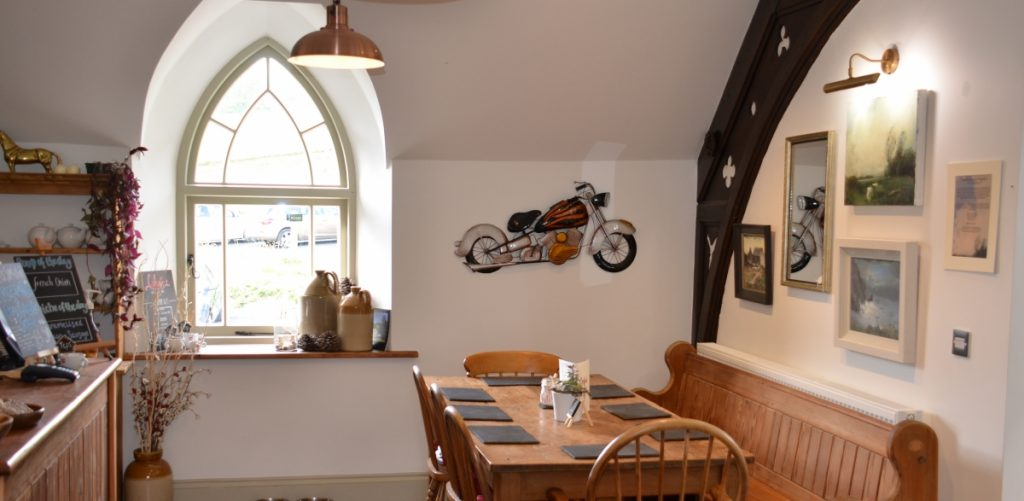 Coby's Coffee Shop at Stable Art